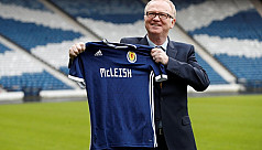 McLeish takes charge of Scotland...