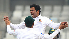 Razzak sets example returning from...