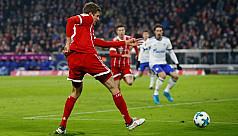 Bayern extend dominance over Schalke,...