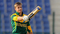 Markram named South African ODI...