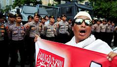 Jakarta's Christian ex-governor challenges...