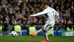 Ronaldo double helps Real to 3-1 win...