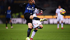 Inter's winless run continues with draw...