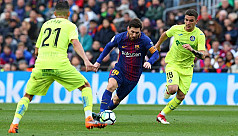 Barcelona stumble in dull draw with...