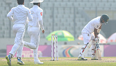Miraz: Our batting collapse was an...
