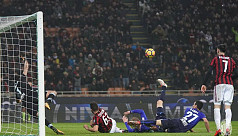 Calhanoglu blunder as Lazio hold Milan...