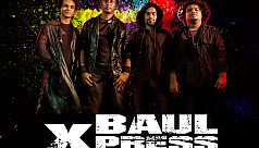 Baul Xpress releases self titled...