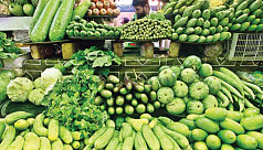 Vegetable prices go up in Dhaka's kitchen...