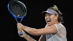 Sharapova crashes out in Qatar Open...