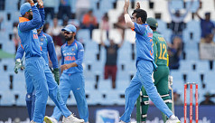 India cruise to victory as Chahal puts...