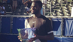 Tiafoe stops Gojowczyk to claim first...