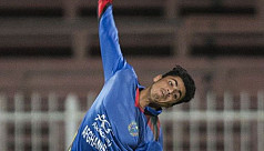 16-year-old record-breaker Mujeeb spins...