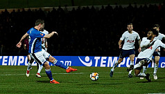 Rochdale stun Spurs to force FA Cup...