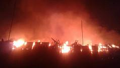 Two Cox's Bazar children die as fire...