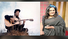 Fahmida launches new album featuring Lucky Akhand's songs