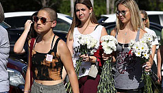 After shooting, students make emotional...