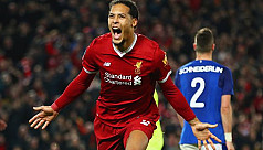 Van Dijk prepared for frosty reception...