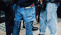 Jeanswear SS18 Trends: Wide Denims are...