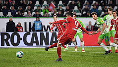 Last-gasp Lewandowski penalty rescues...