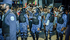 Maldives warns India against interfering...