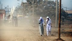 Dhaka ranks 10th on Air Quality...