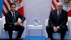 Mexican president's visit to White House...