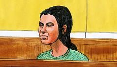 Bangladeshi woman charged with terrorism...