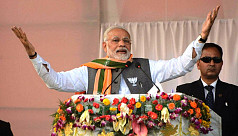 Modi gives final push to BJP campaign...