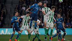 Madrid win eight-goal thriller, Atletico...