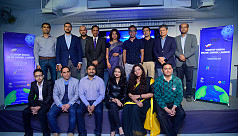 Startup Dhaka launches online...
