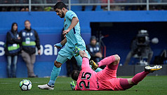 Barcelona grind out victory in Eibar...