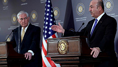 Turkey, US to 'work together' in Syria...