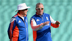 Bayliss calls for assistant Farbrace...