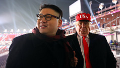 'Trump' and 'Kim' thrown out of Winter...