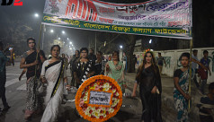 Hijras pay respect at Central Shaheed...