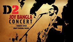 Joy Bangla Concert 2018 to feature a...