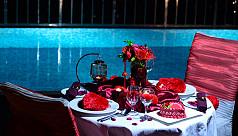 Long Beach Suites Dhaka's Valentine's...
