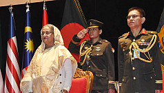 PM Hasina: Today's armed forces much...