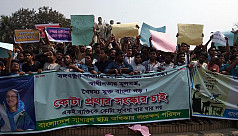 Students demand revision of quota system...