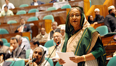 PM: Bangladesh wants peace, not
