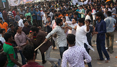 Two Chhatra League units lock horns...