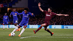 Willian: Chelsea must attack at Nou...