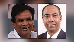 BNP leaders Aman, Nazimuddin land in...
