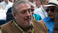 Fidel Castro's eldest son 'Fidelito'...