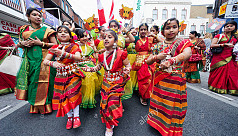 The triumph of Bangla in the UK