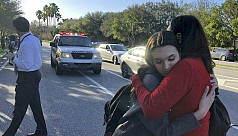 At least 17 killed in Florida school...