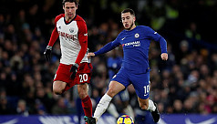 Conte thanks Chelsea fans as Hazard...