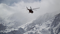 Iran continues search for missing plane,...