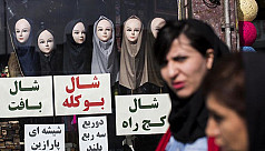 Iran arrests 29 women as headscarf protests...