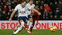 Kane rescues Spurs in Liverpool thriller,...